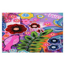 floral area rugs dianoche designs