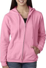 gildan women u0027s heavy blend full zip hooded sweatshirt at amazon
