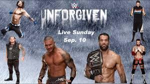 unforgiven theme song wwe unforgiven ppv 2017 theme song youtube