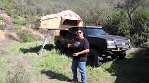 jeep tent inside tuff stuff overland rooftop tent u0026 annex room youtube