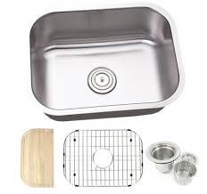 Stainless Steel Undermount Kitchen Sink by 20 Inch Stainless Steel Undermount Single Bowl Kitchen Sink 16