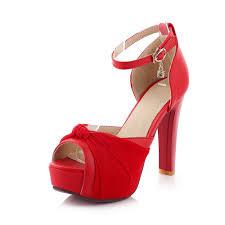 red bottom heels is heel