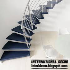 Home Exterior Designs Round Spiral Staircase Interior Stairs