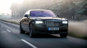 phantom ghost car rolls royce ghost dresses up in versace for london fashion week