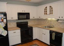 Painting Kitchen Cabinet Doors Only Focus White Paint For Cabinets Tags Paint Kitchen Cabinets 30