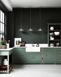 dark green kitchen cabinets 10 beautiful rooms interiors bricks and city