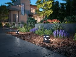 Bollard Landscape Lighting by The Benefits Of Outdoor Lighting By Tech Lighting Design