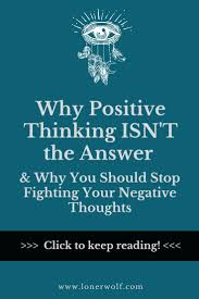 stop fighting your negative thoughts u2013 here are 3 reasons why