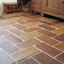 tiles floor fired earth