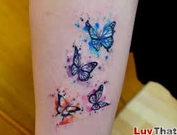 21 great watercolor tattoos luvthat