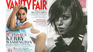 New Vanity Fair Cover Kerry Washington U0027s Vanity Fair Cover Is And A Big Deal