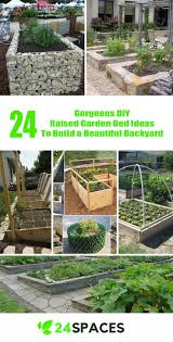 Diy Garden Bed Ideas 24 Gorgeous Diy Raised Garden Bed Ideas To Build A Beautiful