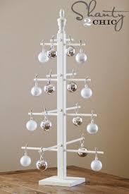 blue gallery diy ornament display tree