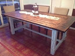 trestle 72 reclaimed wood rectangular dining table hand made reclaimed wood trestle style farmhouse table by wonderland