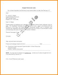 teacher resignation letter resignation letter 1 week notice