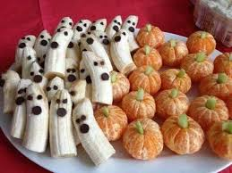 Halloween Treats And Snacks Healthy Party Food 25 Creative Ideas For Kids Parties Dot Com