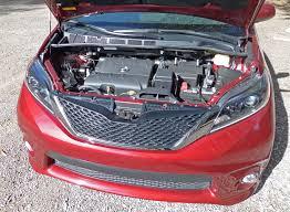 Toyota Sienna 2015 Specs 2015 Toyota Sienna Se Minivan Test Drive Nikjmiles Com
