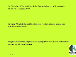 chambre d agriculture 08 de la gestion de parcelle au bilan énergétique ppt télécharger