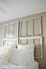 Upcycling Old Windows - 10 ways to upcycle old wood windows in your home