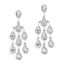 rhinestone chandelier earrings dramatic rhinestone chandelier wholesale earrings