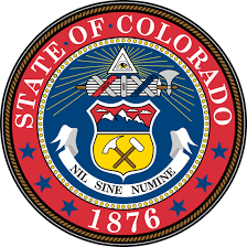 Colorado Travel Symbols images Colorado state information symbols capital constitution flags png