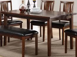 Pcs Dixon Dark Espresso Dining Room Set From New Classic - Espresso dining room set
