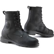 motorcycle boots and shoes tcx x blend wp motorcycle boots waterproof vintage leather urban all