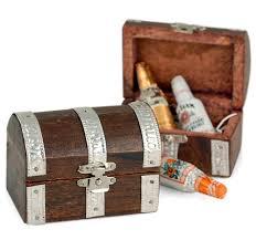 Treasure Chest Favors by Wood Treasure Chest Favor Box Hansonellis