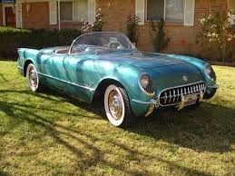 1st year corvette 42 best corvettes images on corvettes chevy and cars