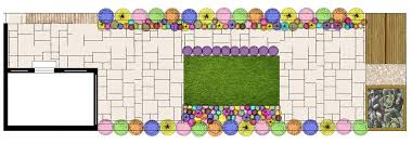 Urban Patio Ideas by Colourful Urban Garden Design Hornby Garden Designs Garden