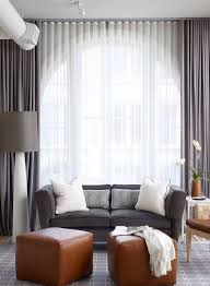 Curtains For A Large Window Oversized Window Curtains Best 25 Large Window Treatments Ideas On