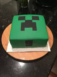 pinterest u0027teki 25 u0027den fazla en iyi creeper cake fikri mine craft