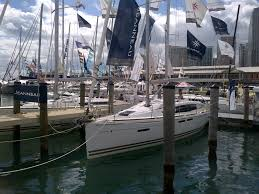 sun odyssey 41 ds jeanneau boats jeanneau on the strictly sail miami baotshow 2013