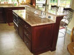 kitchen island overhang 70 pictures of kitchen island overhang for bar stools bar