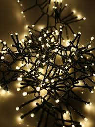 warm led christmas lights buy 720 led multi action christmas cluster lights warm white from