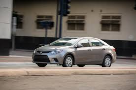 lexus corolla 2014 toyota corolla reviews and rating motor trend