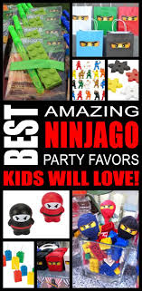 ninjago party supplies party favors