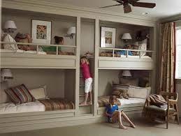 Design Inspiration Bespoke Bunk Beds - Quadruple bunk beds