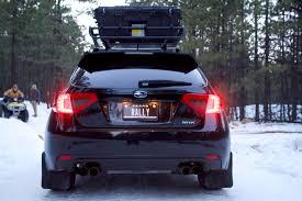 2013 Subaru Forester Roof Rack by Snowy Subie Roof Rack Subaru And Vanity Plate