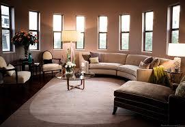 Modern Line Furniture Commercial Furniture Circular Sofas Living Room Furniture Coma Frique Studio