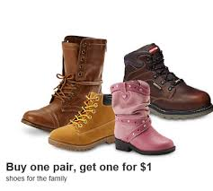 kmart womens boots kmart buy 1 pair of boots get 1 for 1 00 free in store