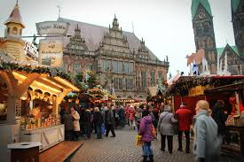 market bremen germany winter town practical wanderlust