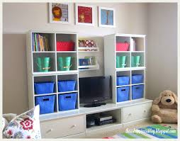 Storing Toys In Living Room - this is happiness bright cheerful organized playroom