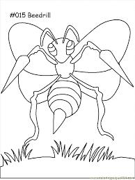 pokemon coloring pages ash exprimartdesign