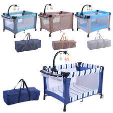 Playpen With Changing Table And Bassinet Baby Playpens U0026 Play Yards Ebay