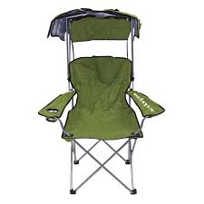 Green Outdoor Chairs Kelsyus Original Backpack Beach Camp Outdoor Chair With Canopy