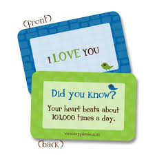 amazon com lunchbox love notes for kids and fun trivia