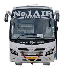 travel bus images Online bus ticket booking no1 air travels png