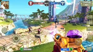 Games Like Capture The Flag 5 Best Online Fps First Person Shooter Games On Android And Ios