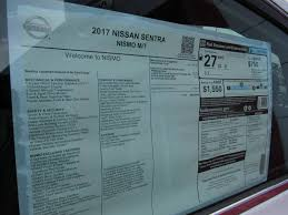 nissan sentra cabin air filter new 2017 nissan sentra nismo 4dr car in vandalia n17147 beau